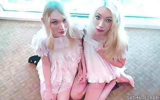 Sissy Wife Competition - Sasha de Sade and Jenny Flowers